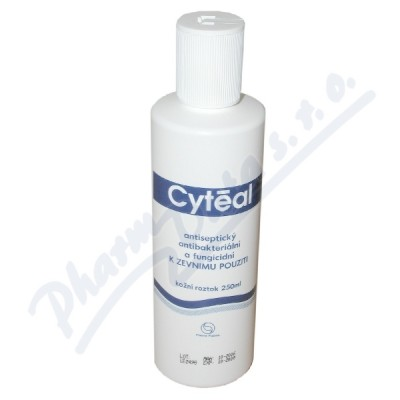Cyteal 0.25g/0.25g/0.75g drm.liq.250ml