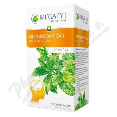 Megafyt Meduňkový čaj por.spc.20x15gm