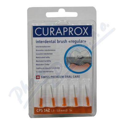 CURAPROX CPS 14Z regular mezizub.kart. 5ks blister