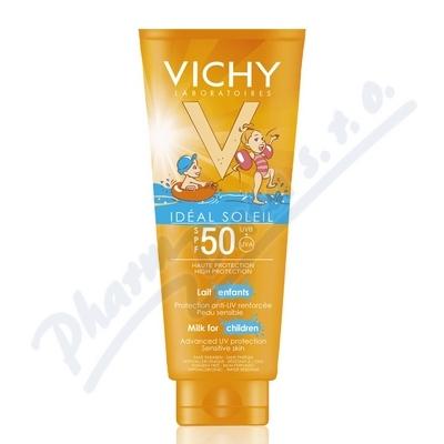 VICHY IDÉAL SOLEIL Mléko Děti SPF50 300ml