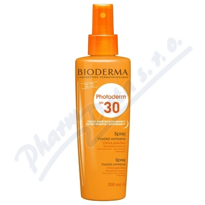 BIODERMA Photoderm sprej SPF30 200ml