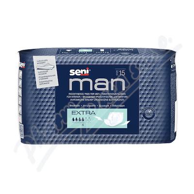 Seni Man Extra inkont.pomůcky 15ks