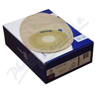 Sáček 1D uzavř.ESTEEM+ béž.40mm STD filtr 30ks