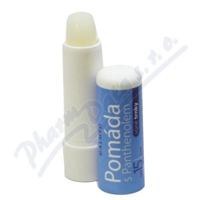 Pomáda na rty s panthenolem SPF15 5ml Galmed