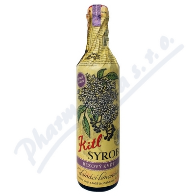 Kitl Syrob Bezový 500ml