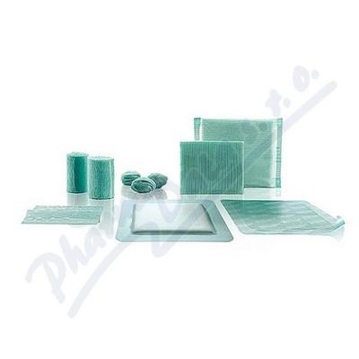 Cutimed Siltec Sorbact 12.5x12.5cm antimik.kr.10ks