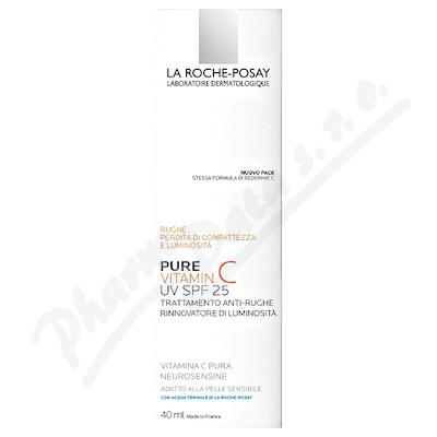 LA ROCHE-POSAY PURE Vitamin C s UV ochranou 40ml