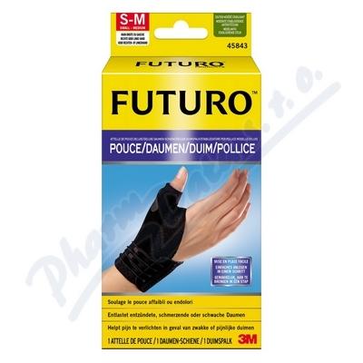 3M FUTURO Bandáž na palec vel.L-XL černá