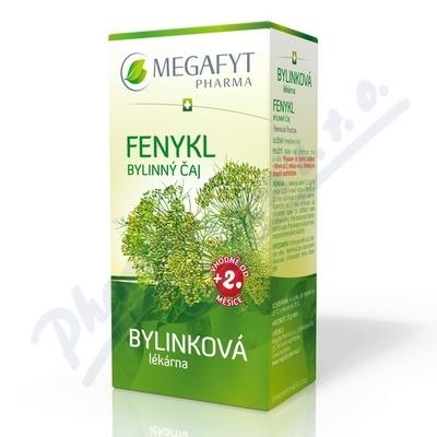 Megafyt Bylinková lékárna Fenykl bylin.čaj 20x1.5g