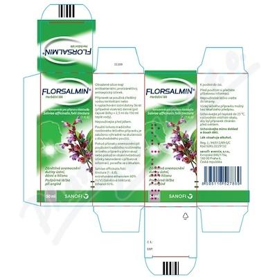 Florsalmin gtt.1x50ml