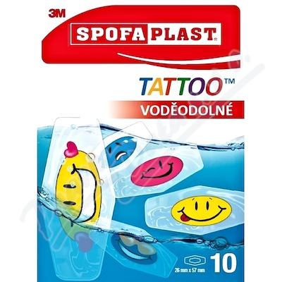3M Spofaplast 115N Voděodolné Tattoo 10ks