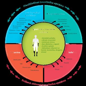 IMUNITNÍ SYSTÉM – ochránce Vašeho zdraví