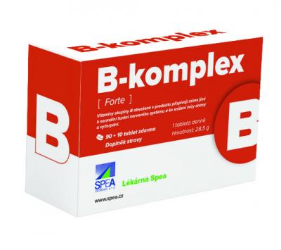 SPEA B-komplex forte 90+10tbl.
