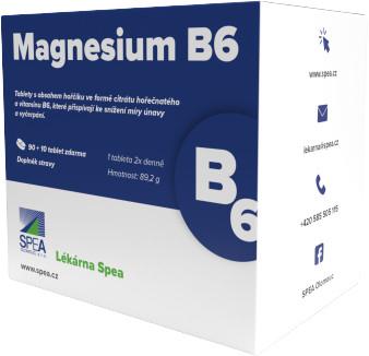 SPEA Magnesium B6 90+10tbl.