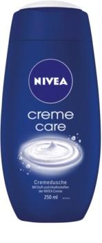 Nivea Creme Care krémový sprchový gel 250ml