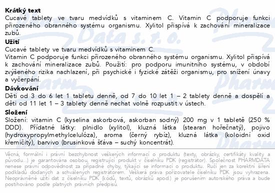 Müllerovi medvídci s vit.C s přích.čer.ryb.tbl.45