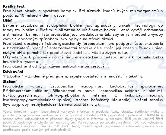 Favea ProbioLact tob.10