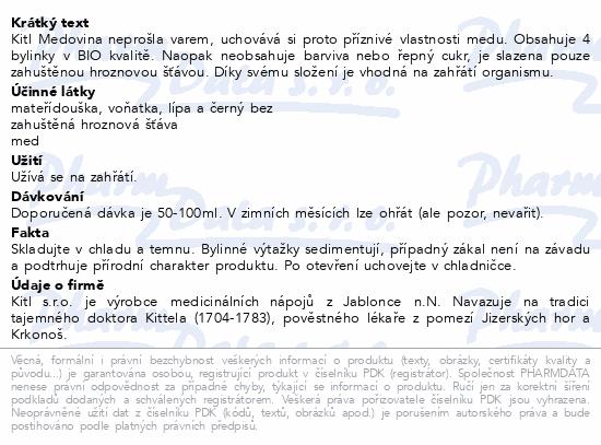 Kitl Medovina 500ml